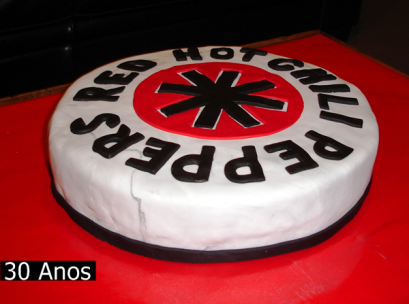 photo cake rhcp by rhcp frases